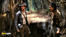 A still #2 from Indiana Jones and the Raiders of the Lost Ark with Harrison Ford