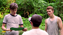 A still #8 from The Kings of Summer with Gabriel Basso