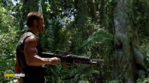 A still #8 from Predator (1987) with Arnold Schwarzenegger