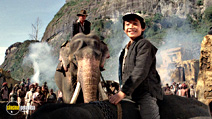 A still #6 from Indiana Jones and the Temple of Doom with Jonathan Ke Quan