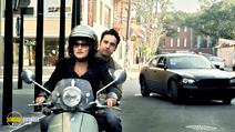A still #2 from Bound (2013) with Jesse Bradford and Q'Orianka Kilcher