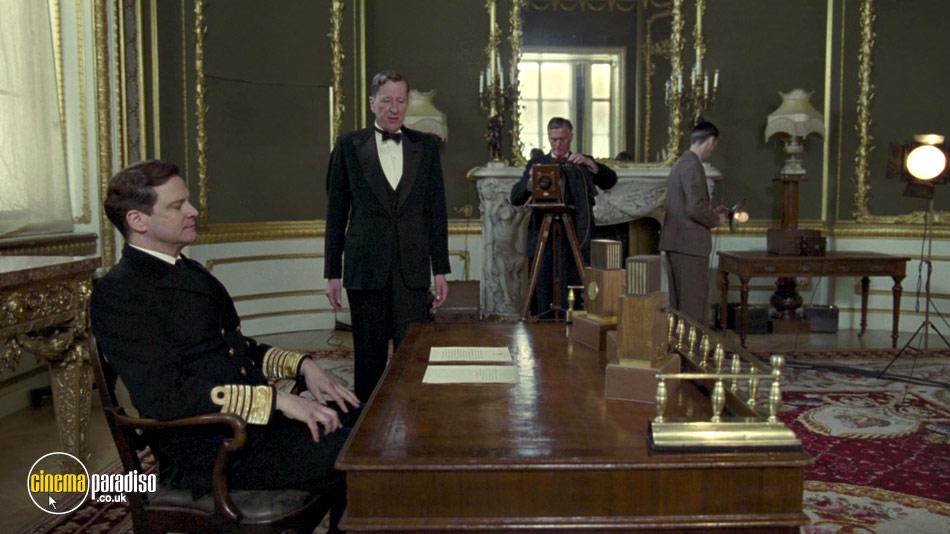 The King's Speech online DVD rental