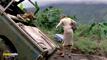Still #5 from Romancing the Stone