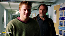 A still #5 from The Day After Tomorrow with Jay O. Sanders and Dash Mihok