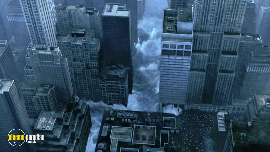 The Day After Tomorrow online DVD rental