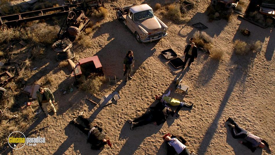 Breaking Bad: Series 5: Part 2 online DVD rental