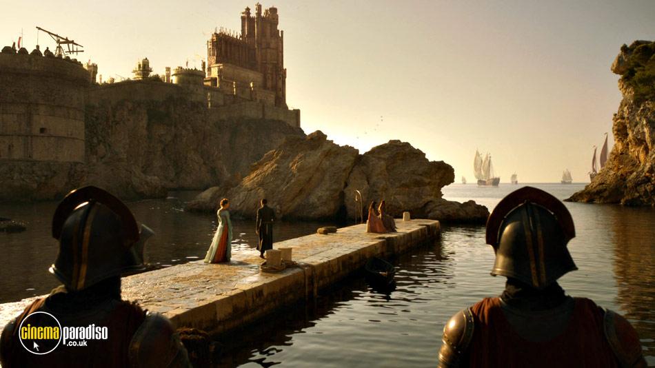 Game of Thrones: Series 3 online DVD rental