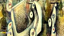Still #4 from The Art of Henry Moore