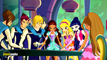 Still #4 from Winx Club: Tales from the Sea