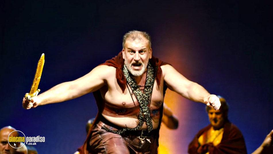 Caesar Must Die (aka Cesare Deve Morire) online DVD rental