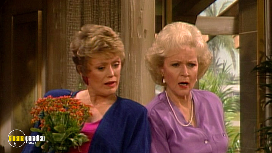 The Golden Girls: Series 2 online DVD rental