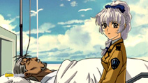 Still #3 from Full Metal Panic: Mission 5