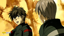 Still #5 from Full Metal Panic: Mission 5