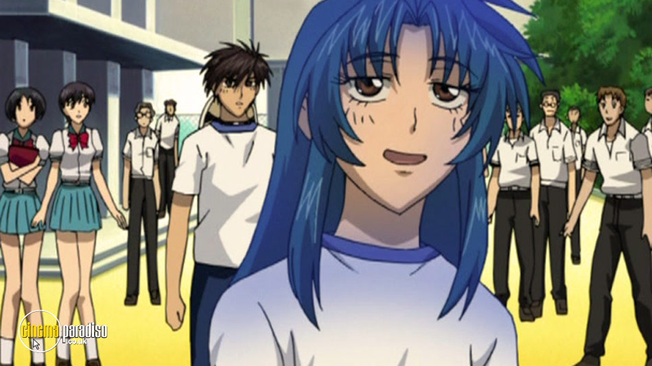 Full Metal Panic: Mission 5 online DVD rental