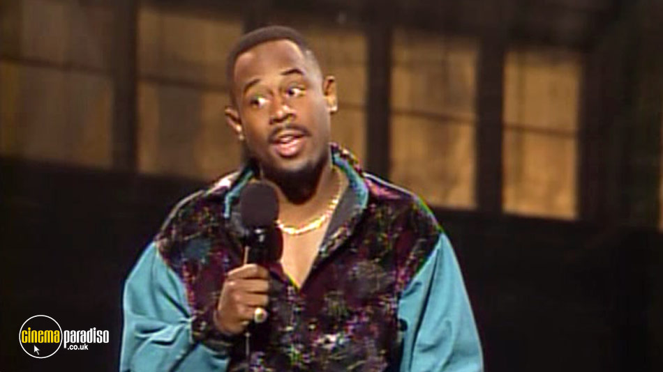 Def Comedy Jam: All Stars: Vol.1 online DVD rental