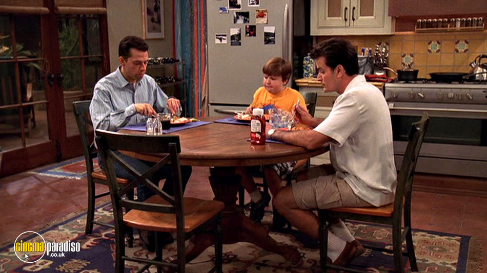 Two and a Half Men: Series 2 online DVD rental
