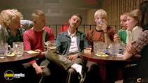 A still #18 from Trainspotting with Robert Carlyle
