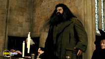 A still #7 from Harry Potter and the Prisoner of Azkaban with Robbie Coltrane