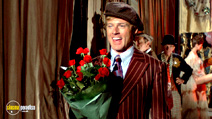 A still #5 from The Sting with Robert Redford