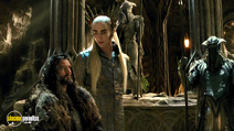 A still #6 from The Hobbit: The Desolation of Smaug
