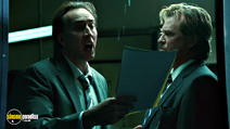 A still #9 from Bad Lieutenant: Port of Call New Orleans with Nicolas Cage and Val Kilmer