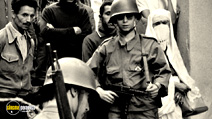 A still #9 from The Battle of Algiers
