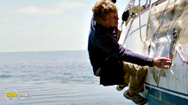 A still #8 from All Is Lost with Robert Redford