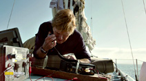 A still #9 from All Is Lost with Robert Redford