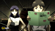 Still #5 from Evangelion: 1.11: You Are (Not) Alone