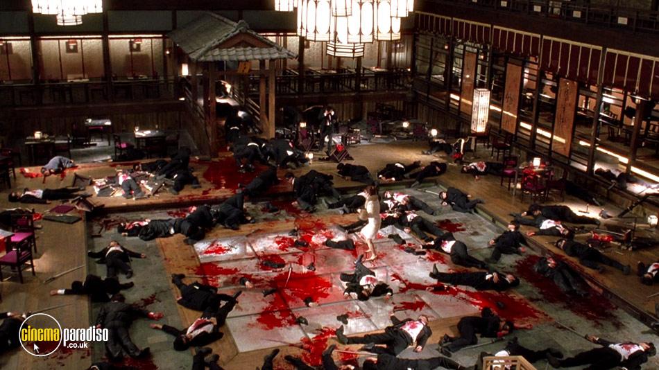 Kill Bill: Vol.1 online DVD rental