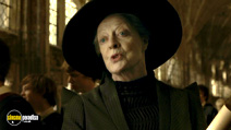 A still #6 from Harry Potter and the Half-Blood Prince with Maggie Smith