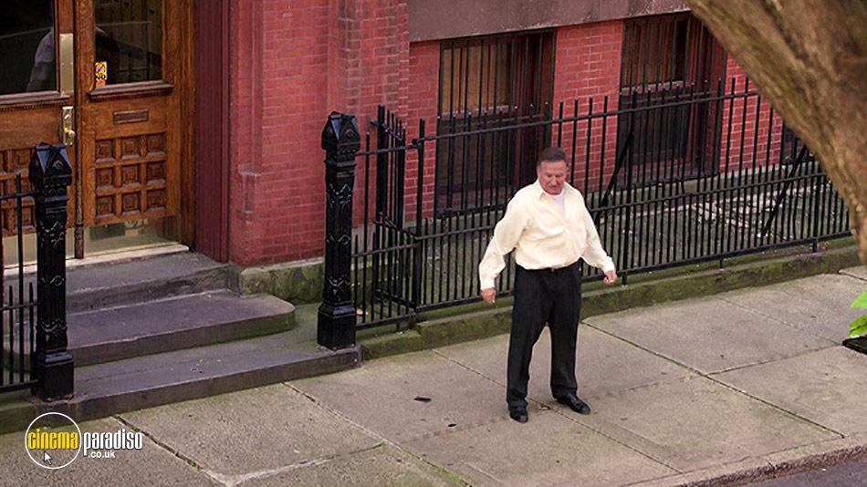 The Angriest Man in Brooklyn online DVD rental