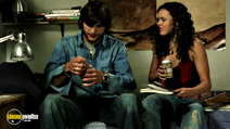 A still #9 from The Butterfly Effect with Ashton Kutcher