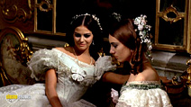 A still #8 from The Leopard with Claudia Cardinale