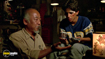 Still #6 from The Karate Kid