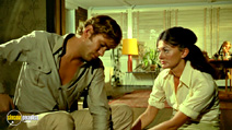 A still #5 from Wake in Fright (1971) with Sylvia Kay and Gary Bond