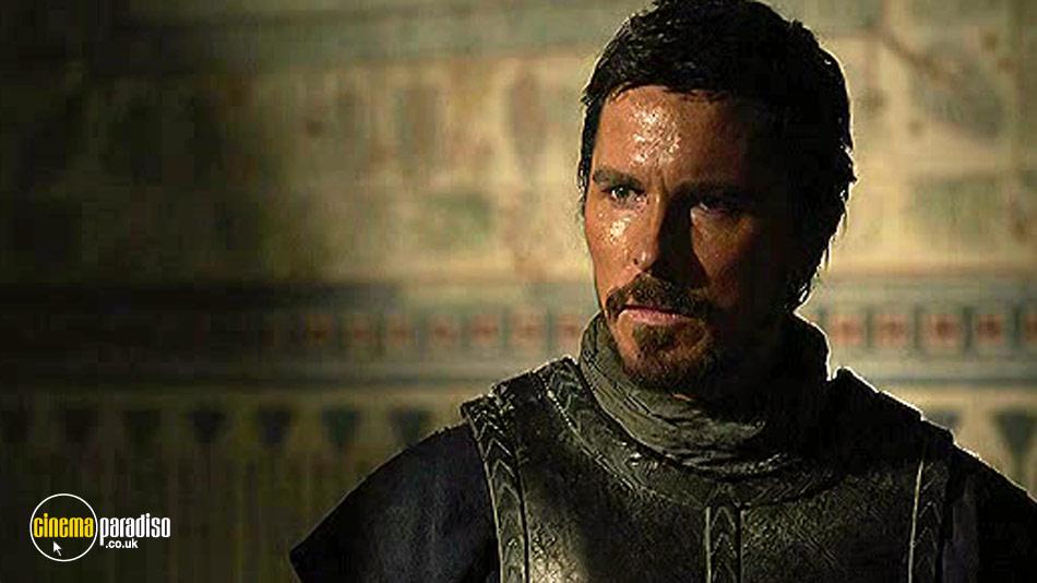 Exodus: Gods and Kings online DVD rental