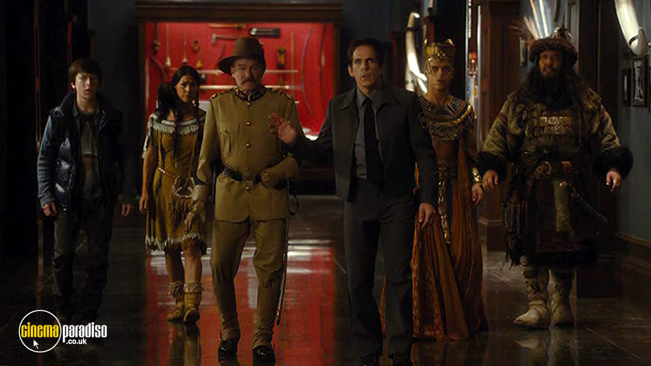 Night at the Museum: Secret of the Tomb (aka Night at the Museum 3) online DVD rental