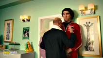 A still #16 from The Harry Hill Movie with Guillaume Delaunay