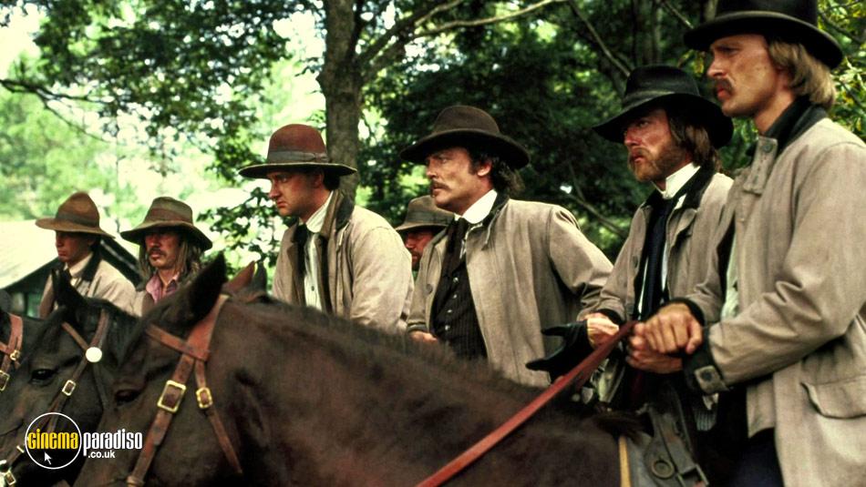 The Long Riders online DVD rental