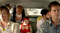 A still #17 from Little Miss Sunshine with Toni Collette, Greg Kinnear, Alan Arkin, Steve Carell, Paul Dano and Alexandria Alaman
