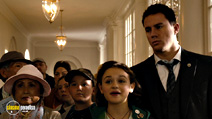 A still #6 from White House Down with Channing Tatum and Joey King