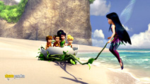 Still #4 from Tinker Bell and the Pirate Fairy