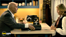 A still #18 from The Box with Frank Langella and Cameron Diaz