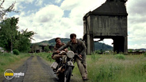 A still #6 from The Motorcycle Diaries with Gael García Bernal and Rodrigo De La Serna