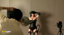 Still #4 from Bettie Page: Dark Angel