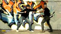 Still #3 from Street Defense: Stick, Street Cane, Makeshift Means