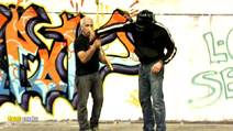 Still #7 from Street Defense: Stick, Street Cane, Makeshift Means