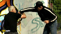 Still #8 from Street Defense: Stick, Street Cane, Makeshift Means