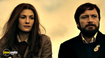 A still #21 from Good Vibrations with Richard Dormer and Jodie Whittaker